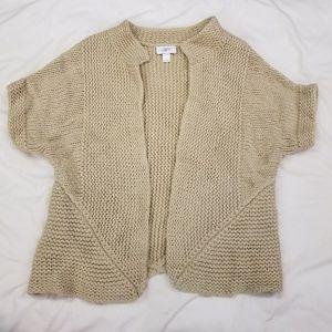 Ann Taylor Loft cardigan sweater